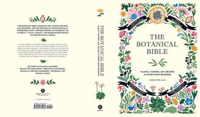 The Botanical Bible Full Wrap by Lynn Hazius