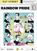 Eat Street Rainbow Pride by Marc Torrent