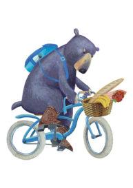 Bear by Mandy Millie Flockton