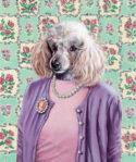 Maude the Poodle by Mandy Millie Flockton