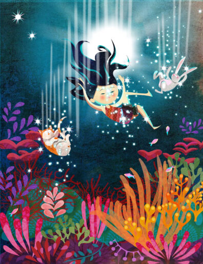 Underwater by Luella Wright