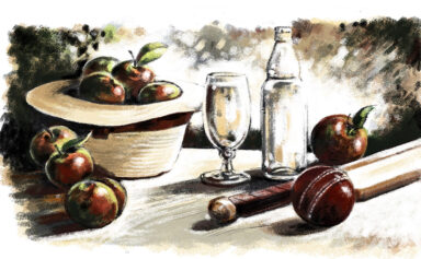 Apples by Linda Clark