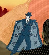 PLC Bribery Cover by Satoshi Kambayashi