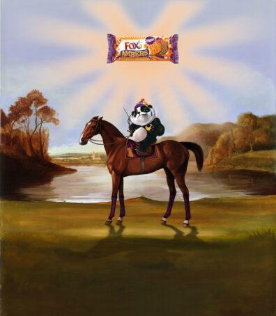 Fox's Biscuits Vinnie by Pastiche
