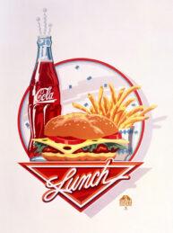 Lunch by Garth Glazier
