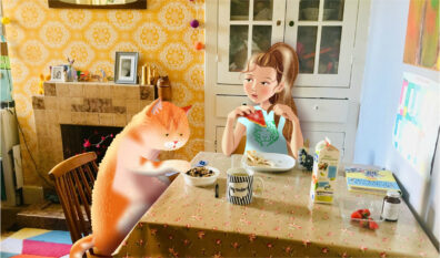 Breakfast by Luella Wright