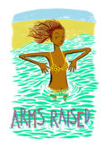 Arms Raised by Chris Stonehill