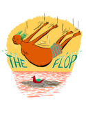 The flop by Chris Stonehill