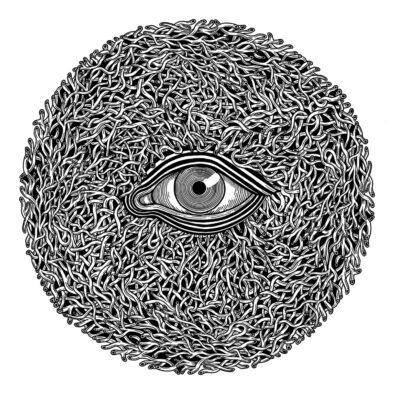 Eye Roots by Joan Tarrago