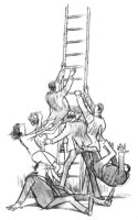 Ladder by Bob Wilson