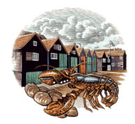 Lobster by Bill Sanderson