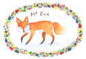 Mr Fox by Jennie Maizels