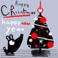 Happy Christmas by Oxo
