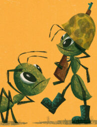 Ants by Christopher Nielsen