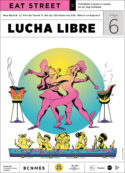 Eat Street Lucha Libre by Marc Torrent