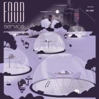 food service mag by Kuba