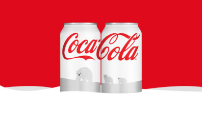 CocaCola Arctic Home Cans by Darren Whittington