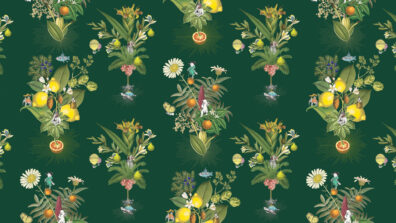Lowlander Wallpaper by Darren Whittington