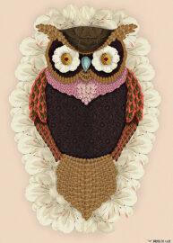 Owl by Iris de Luz