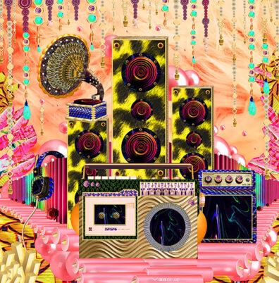 Music by Iris de Luz