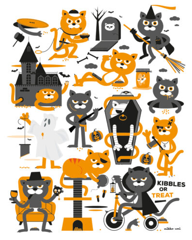 Halloween by Mikko Umi