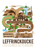 Lefreinckoucke City by Mikko Umi