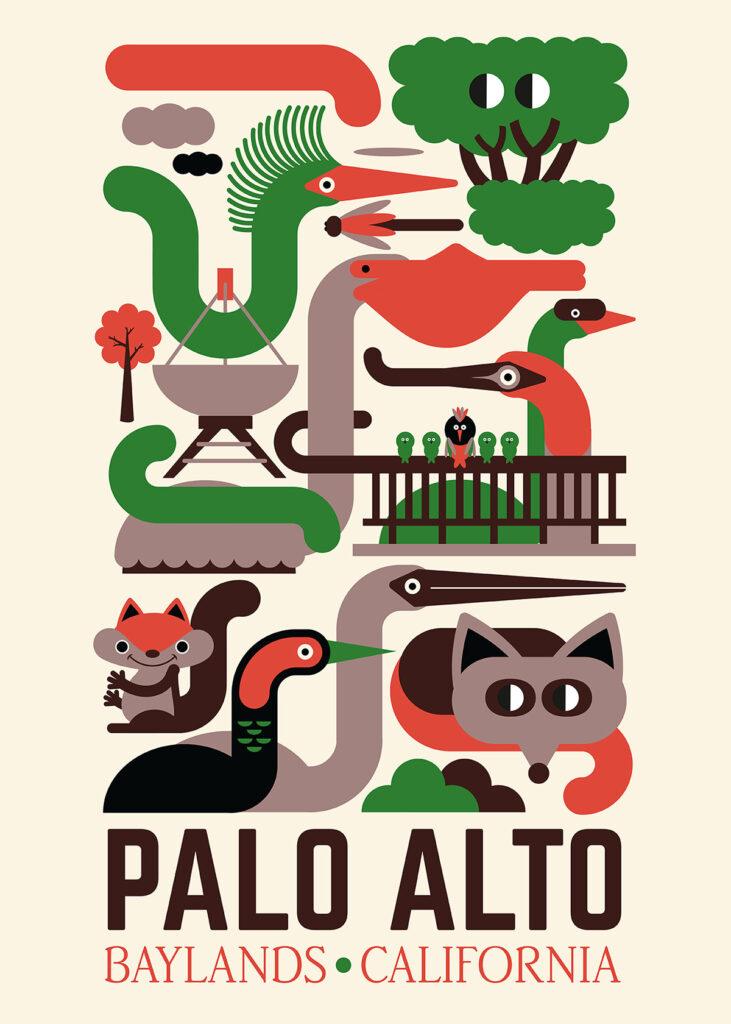 Palo Alto by Mikko Umi